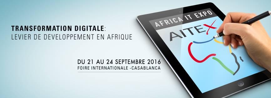 Le Sénégal et la Côte d'Ivoire  à l'honneur  au Salon Aitex-Africa It Expo