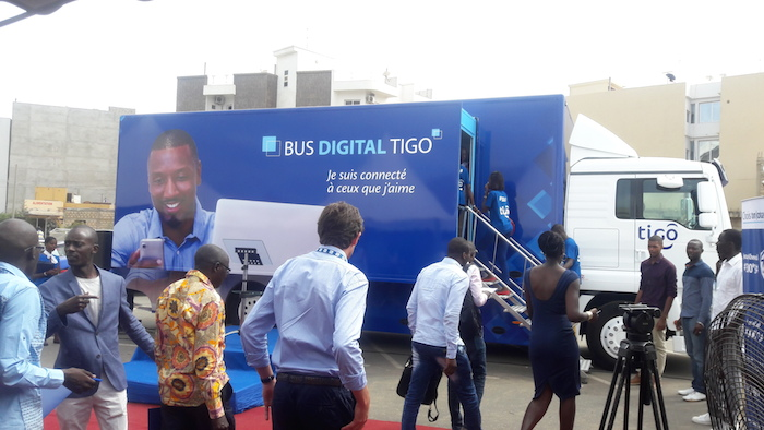 Bus Digital de Tigo