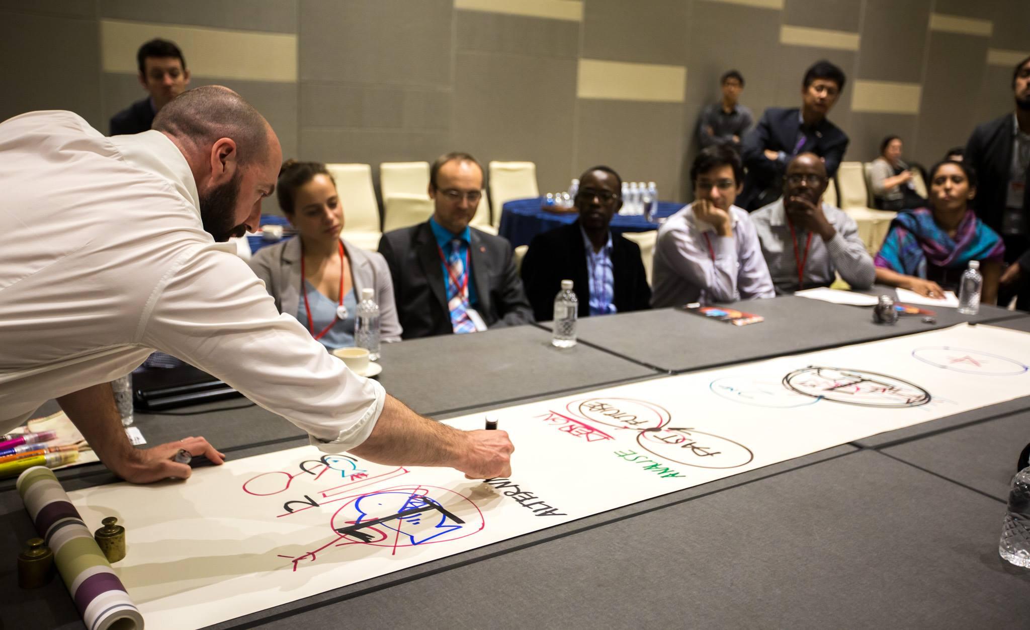 socialnetlink workshop Paul Hughes