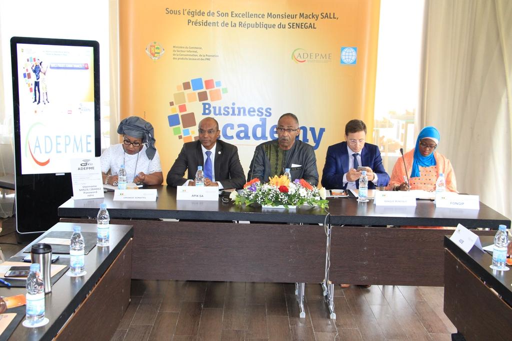 Concours National de businessplan :Sonatel soutient l' Adepme