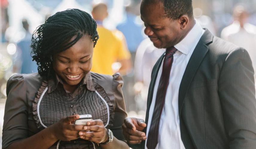 Le mobile pour ouvrir l'Afrique aux marchés mondiaux