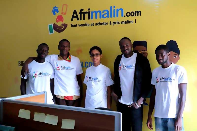 E-commerce : Afrimalin, veut conquérir le  marché africain