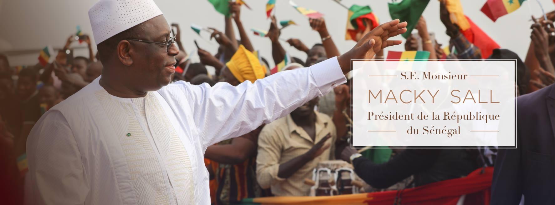 Macky Sall, un Président à l'ère du Digital !