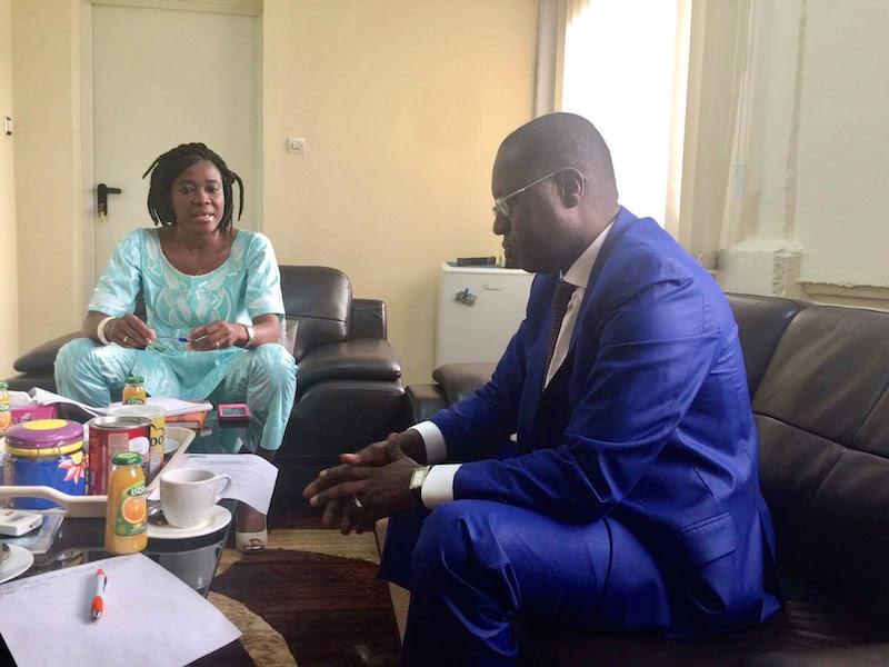 """Vers la baisse des tarifs du """"roaming"""" entre la Guinée et le Sénégal"""