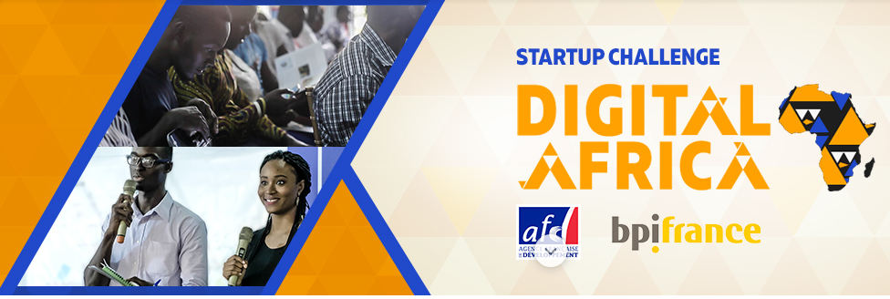 Startup Challenge Digital Africa: L'AFD et BPFrance soutiennent les startups numériques en Afrique