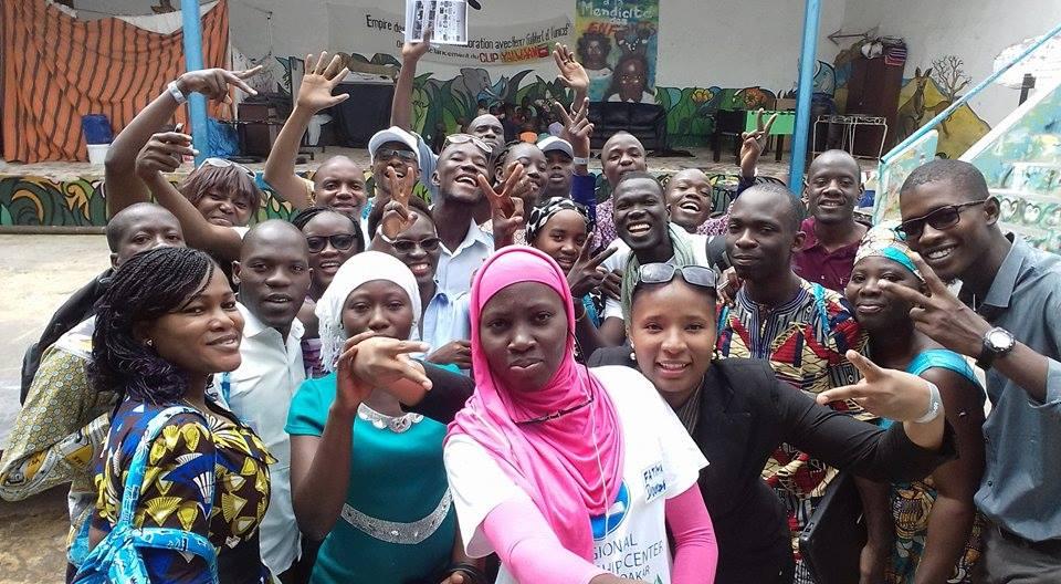Tu veux devenir un vrai Leader…Rejoins le YALI Dakar maintenant