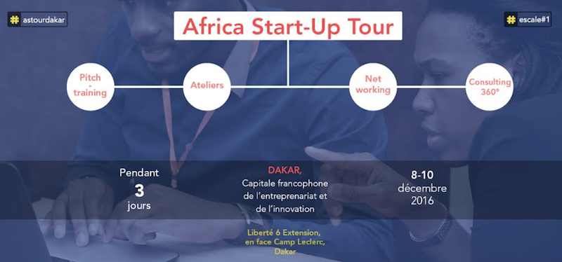Africa Start-up Tour: Dakar capitale de l'entrepreneuriat et de l'innovation