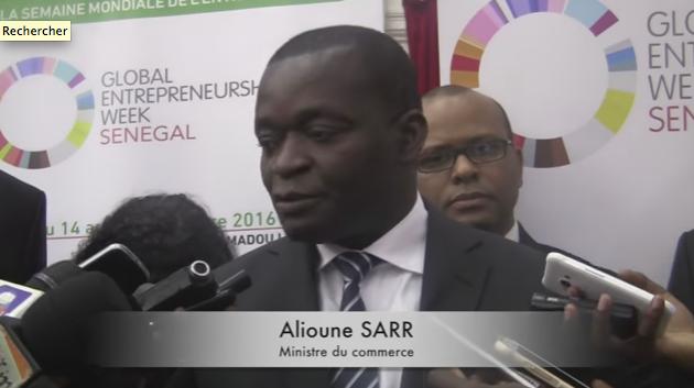 150 projets de jeunes entrepreneurs seront  financés selon le ministre du Commerce