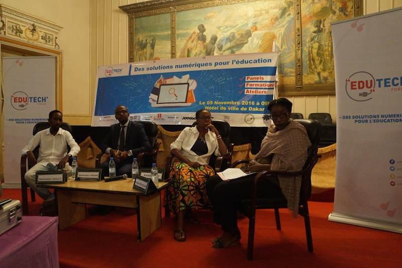 Edu Tech Forum : Quand l'innovation se met au Service de l'éducation