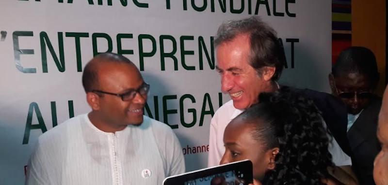 Entrepreneuriat : La  French Tech s'implante au Sénégal
