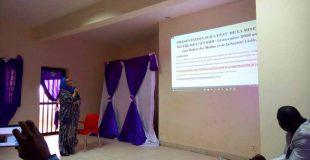Ramata Ansary presente l etat de mise en oeuvre de laccord forum mali medias osc