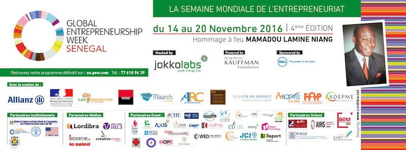 Semaine Mondiale de l'entrepreneuriat au Sénégal