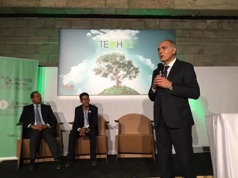 COP 22 : Lancement de la 1ère édition de la Tech 22 au Maroc