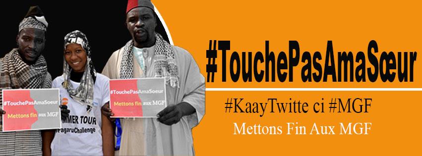 #TouchePasAmaSoeur, une campagne digitale pour sensibiliser sur les violences faites aux femmes
