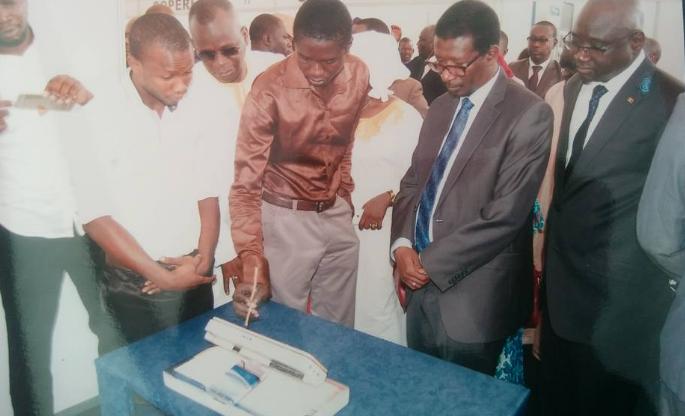 La vente de tablettes made in Sénégal programmée en début novembre