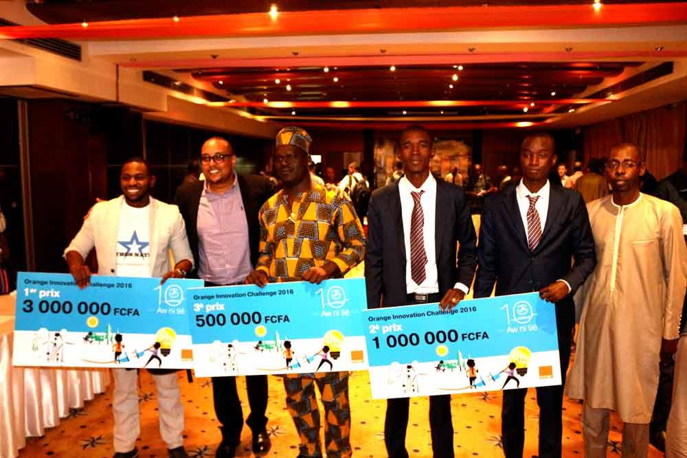 Mali : Medfast remporte le concours Orange Innovation Challenge API