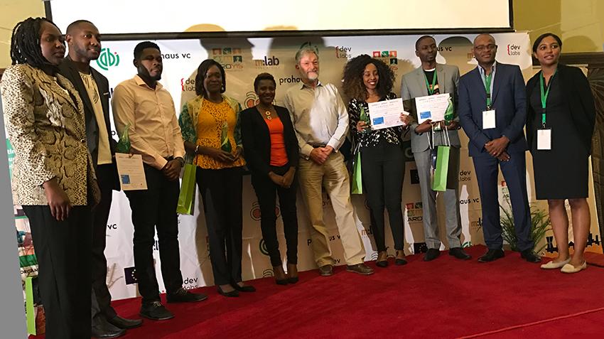 Kenya: Deux startups sénégalaises lauréates du concours Pitch AgriHack