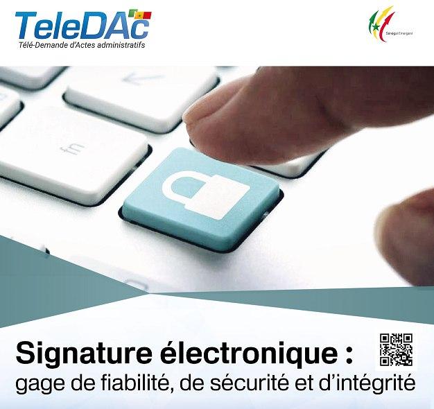 Signature électronique: l'ADIE s'apprête à lancer l'IGC nationale