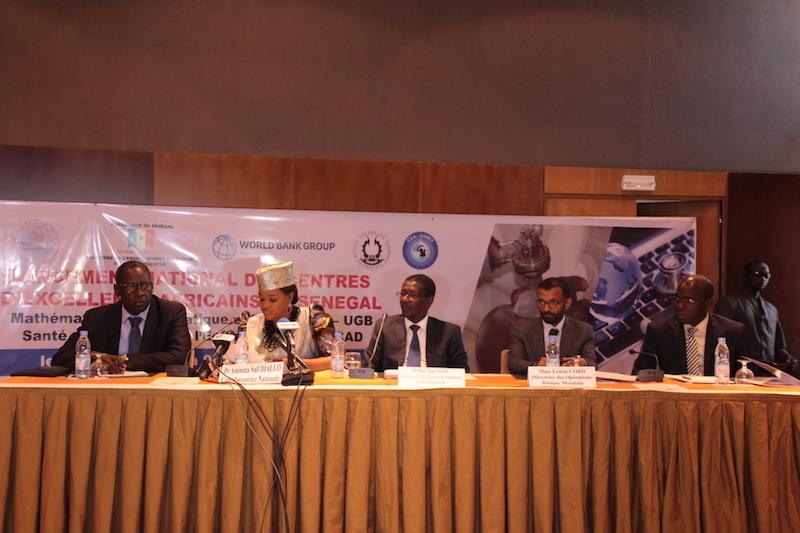 Le Sénégal va lancer un parc technologique sur les centres d'excellence africains