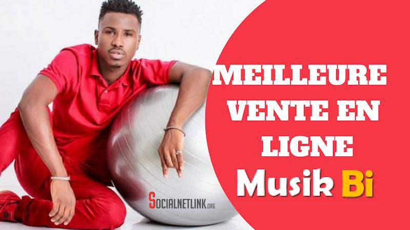 Musik Bi: L'album de Dip Doundou Guiss, meilleure vente en ligne au Sénégal