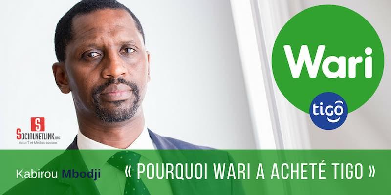 Kabirou Mbodji : « la marque Tigo sera maintenue »