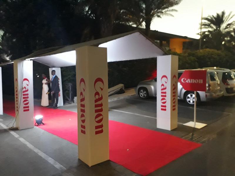 Canon s'installe au Sénégal pour intensifier ses activités en Afrique de l'ouest