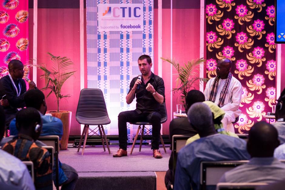 Chris Cox, Chef des produits de Facebook: «ce que nous voulons faire pour Afrique «