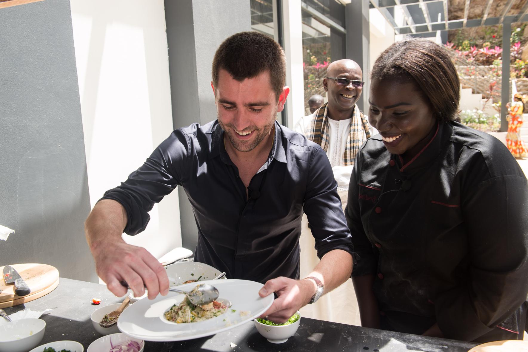 Chris Cox, chef des produits chez Facebook  magnifie le travail des influenceurs sénégalais