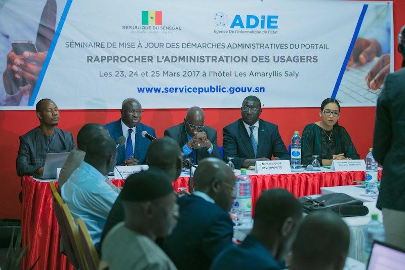 Procédures administratives: L'ADIE met à jour sa plateforme publique