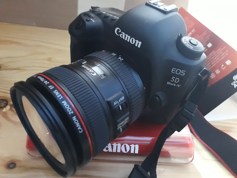 Canon lance un concours de photos pour promouvoir les jeunes talents africains