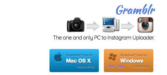 Astuce : Comment Poster ses Photos sur Instagram via  PC ou Mac