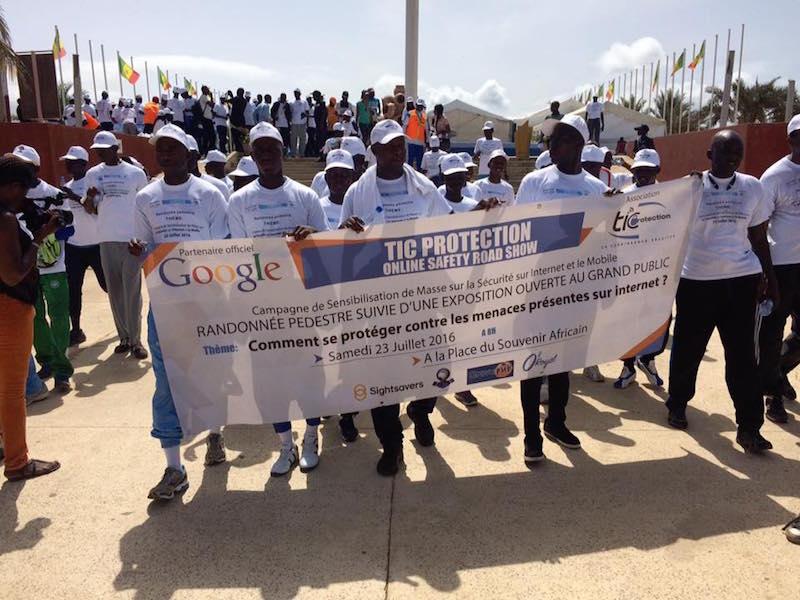 Journée de Sensibilisation sur la sécurité sur Internet et le Mobile au Sénégal