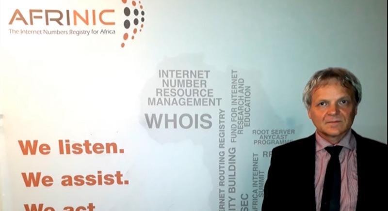 Alan Barrett CEO de AFRINIC : «Nous voulons développer Internet en Afrique»