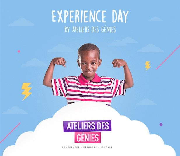 Experience Day  : comment transformer votre enfant en génie informatique ?