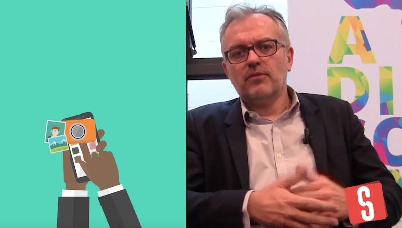 Quel avenir pour la Vidéo Mobile et le Journalisme MOJO? : les éclairages de Philippe Couve