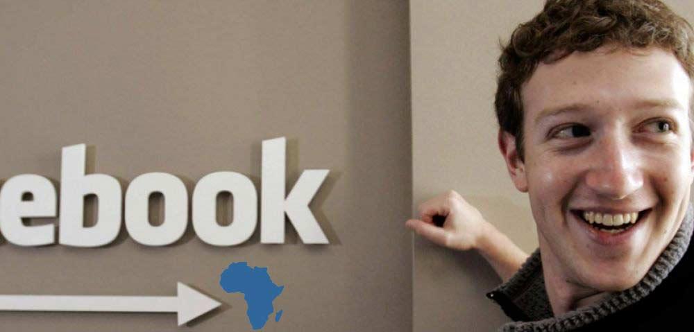 Johannesburg : Facebook inaugure ses nouveaux locaux