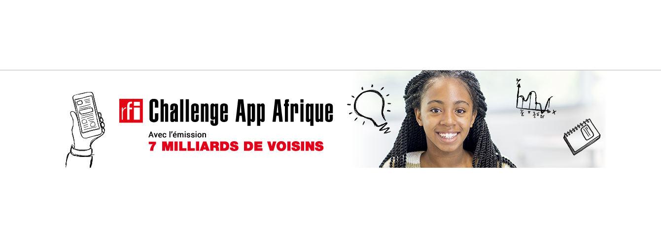 RFI Challenge App Afrique 2017 : L'éducation des filles avec le numérique.