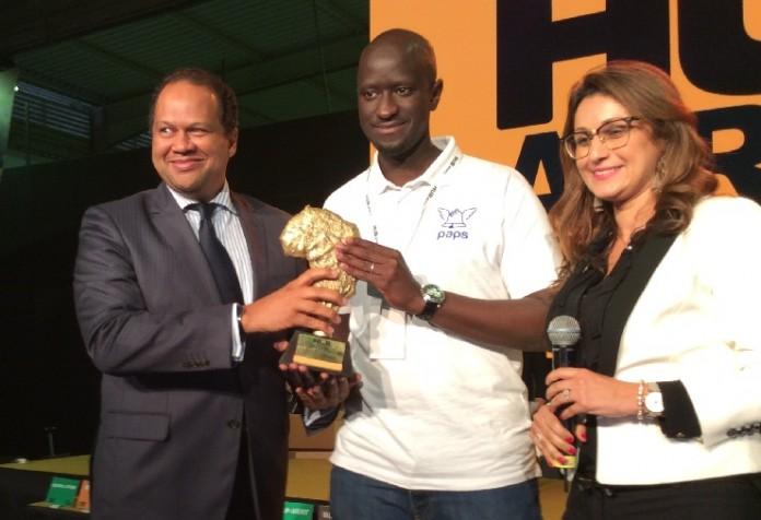 Paps App honoré au Pitch HUB Africa 2017 au Maroc