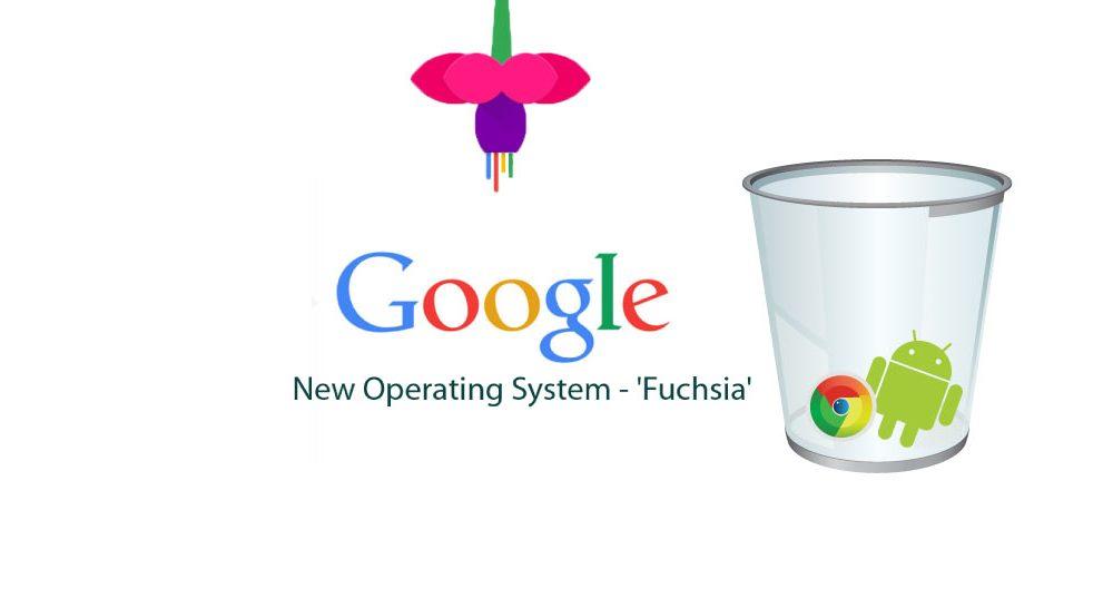 google abandonne android java chrome os