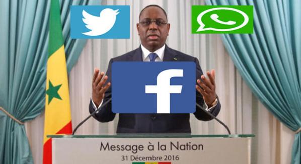 Macky Sall, un président Web 2.0