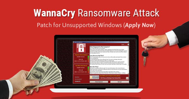 Les recommandations de Microsoft pour se protéger de Wannacry