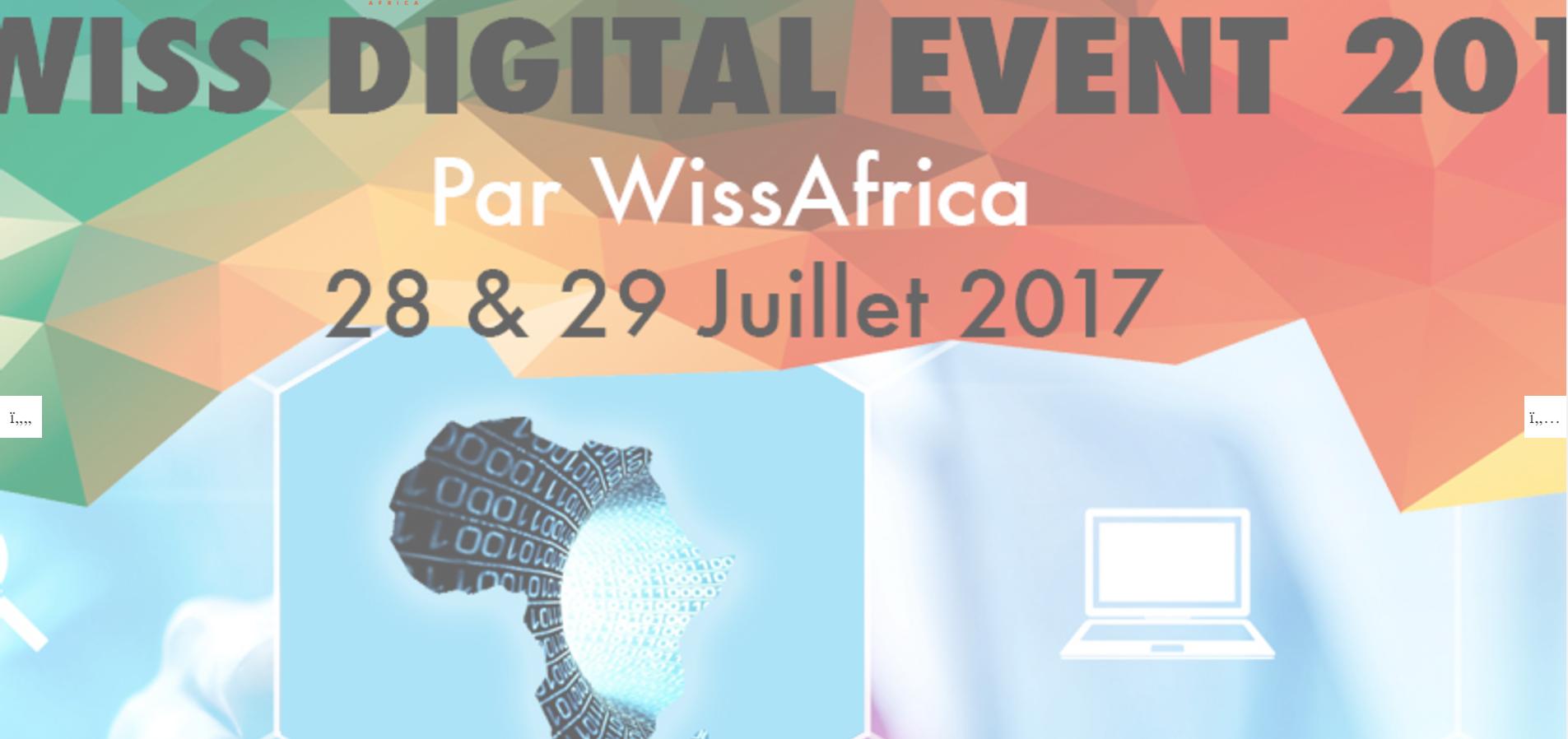 Dakar : Wiss Africa organise un pré-événement sur la transformation digitale de l'entreprise