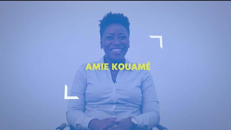 [Dailymotion] Cette semaine AMIE KOUAMÉ Co-fondatrice de Ayana Webzine est dans la Dailyroom
