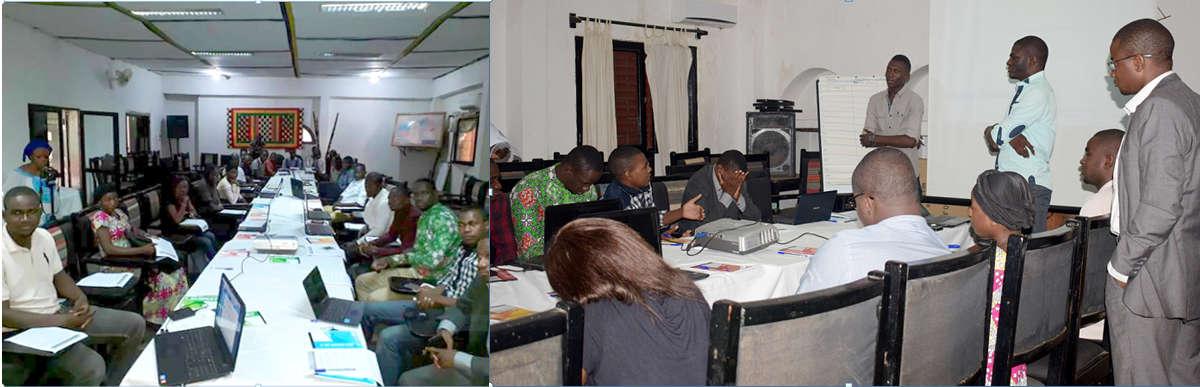 Vacances Numériques : «Bamako Incubateur» forme 30 développeurs Java Web avec Objis