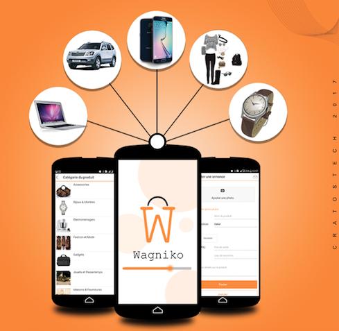 E-commerce: Wagniko, l'application qui géolocalise les vendeurs les plus proches de vous