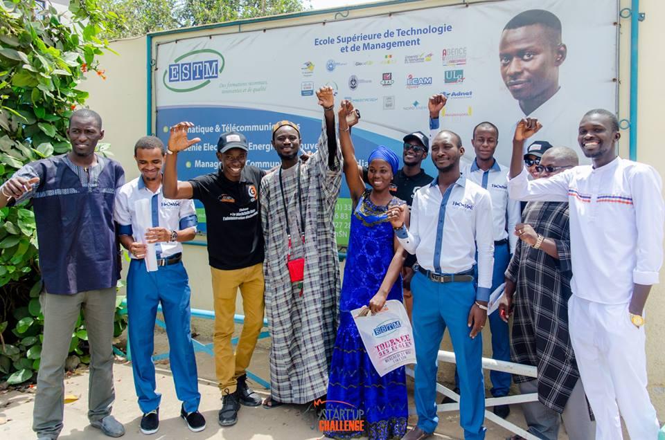 Gaïndé Startup Challenge : Le blockchain dans l'administration électronique au menu de la finale