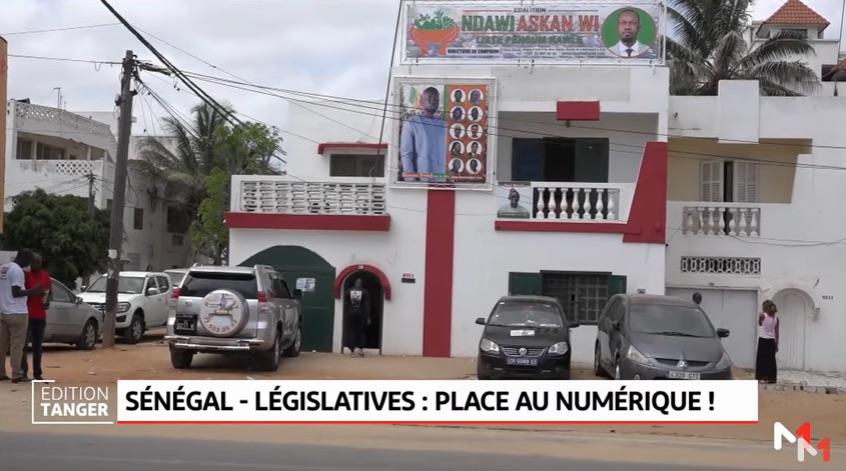 Sénégal – législatives: place au numérique!