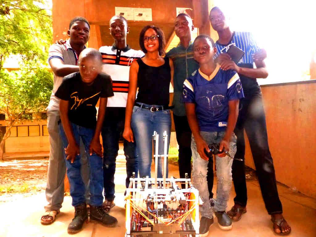 Concours de robotique « First Global Challenge 2017 », le Mali remporte la médaille d'argent aux USA
