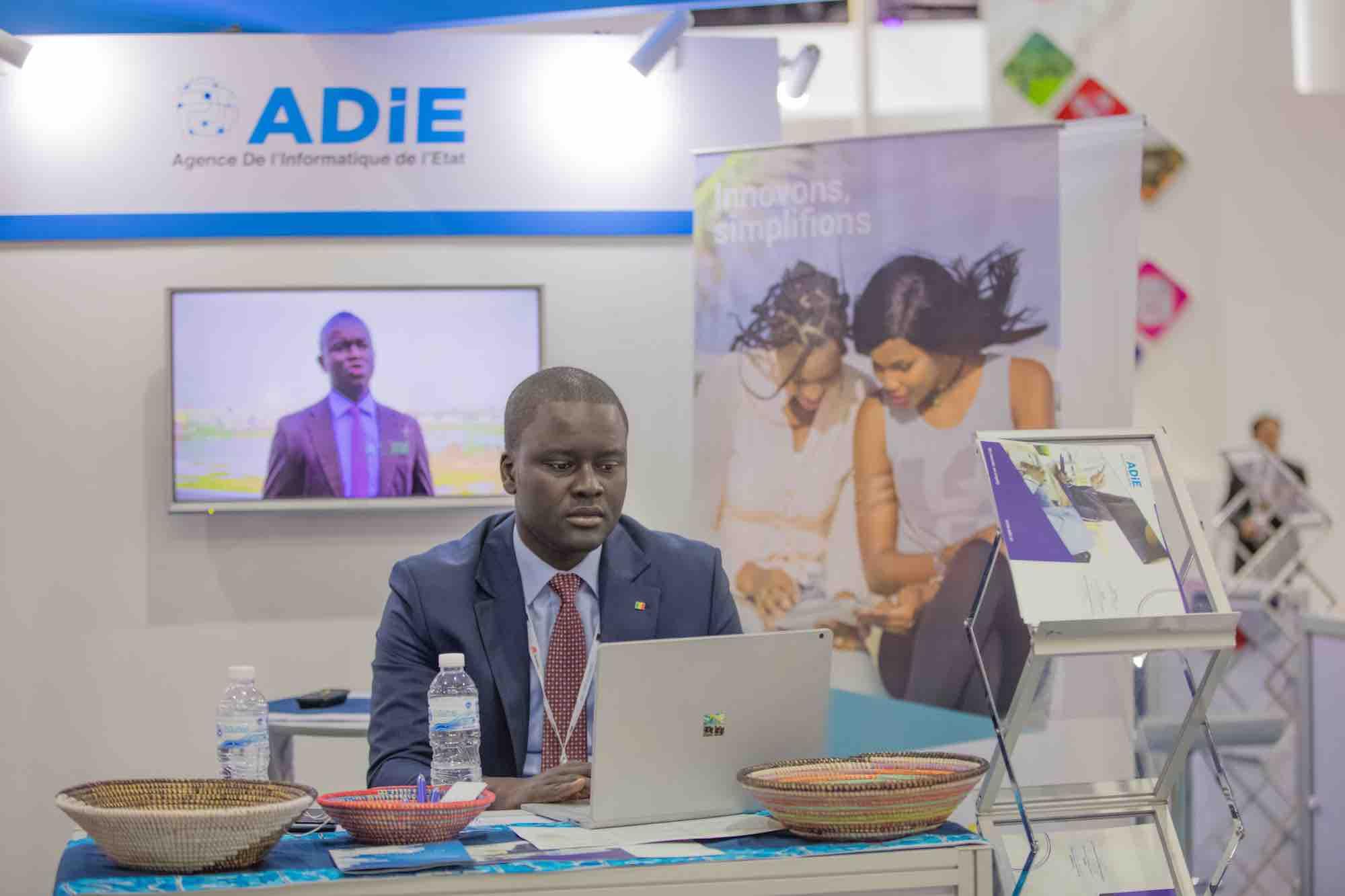 Cheikh Bakhoum Directeur Général de l'ADIE