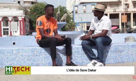 SaveDakar un projet sur éduque les jeunes sur l'incivisme au sénégal